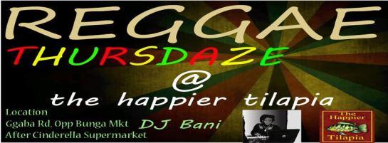 reggae daze